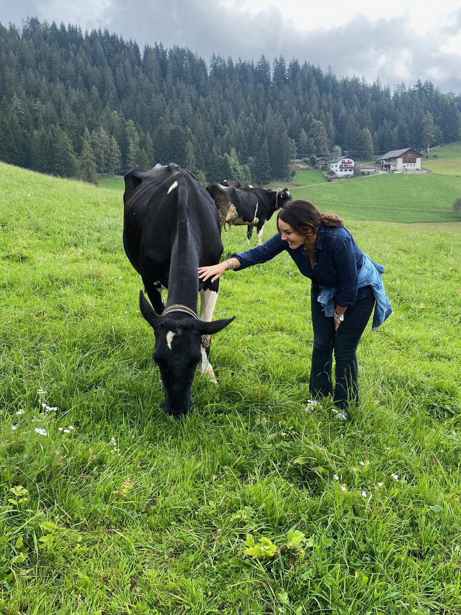 Latte Alto Adige - maso conferitore latte