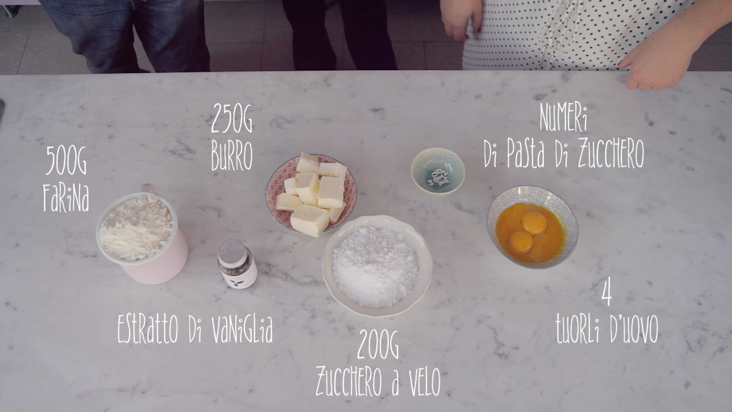 AVVENTO ingredienti