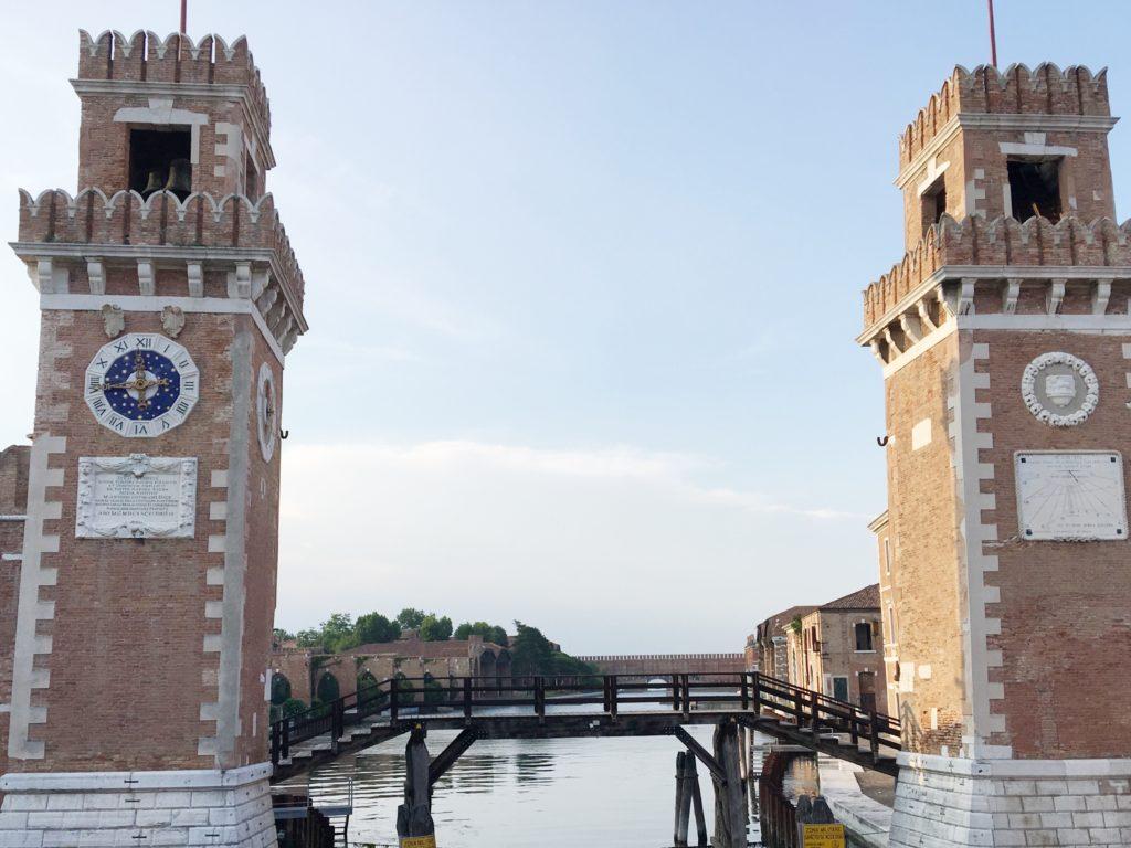Arsenale, sestiere Castello, Venezia -Francesca Guatteri