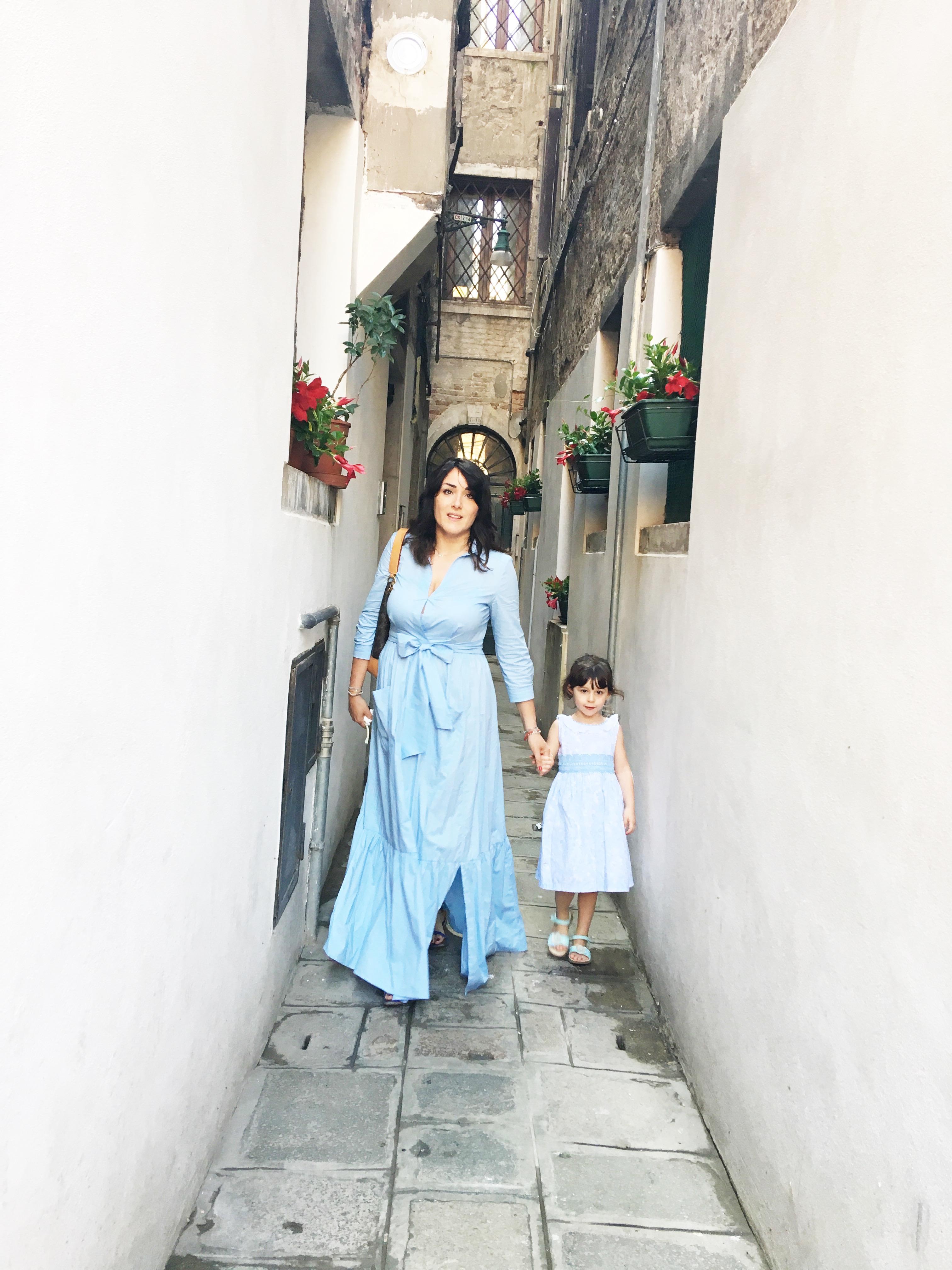 passeggiando per Venezia, io e te
