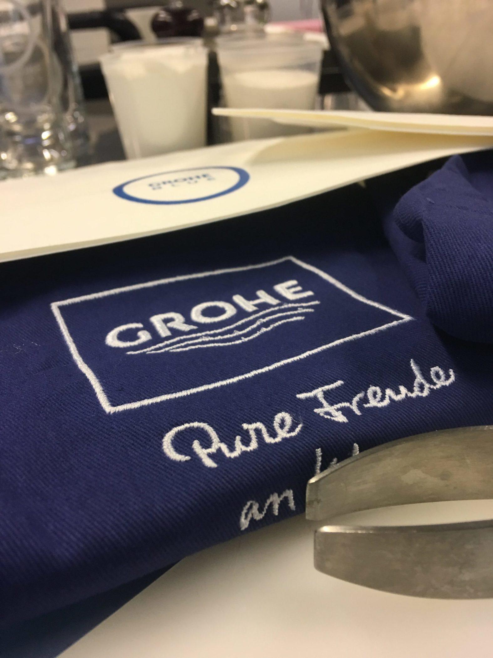 GROHE Blue Home: acqua liscia, gassata o lievemente frizzante direttamente dal rubinetto di casa ...