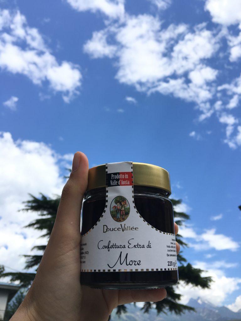 Douce Vallée - prodotti locali valdostani - Vivere per Racocntarla