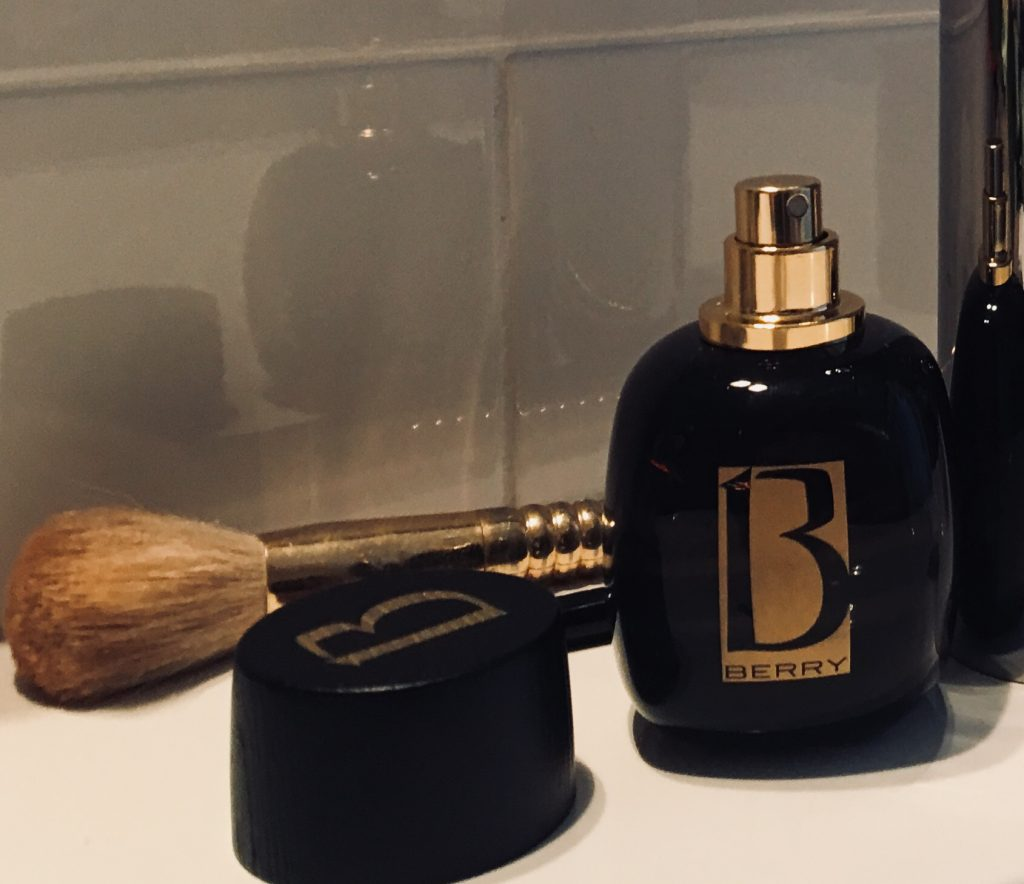 cœeur Noire, Maison Berry, Business France, profumi francesi