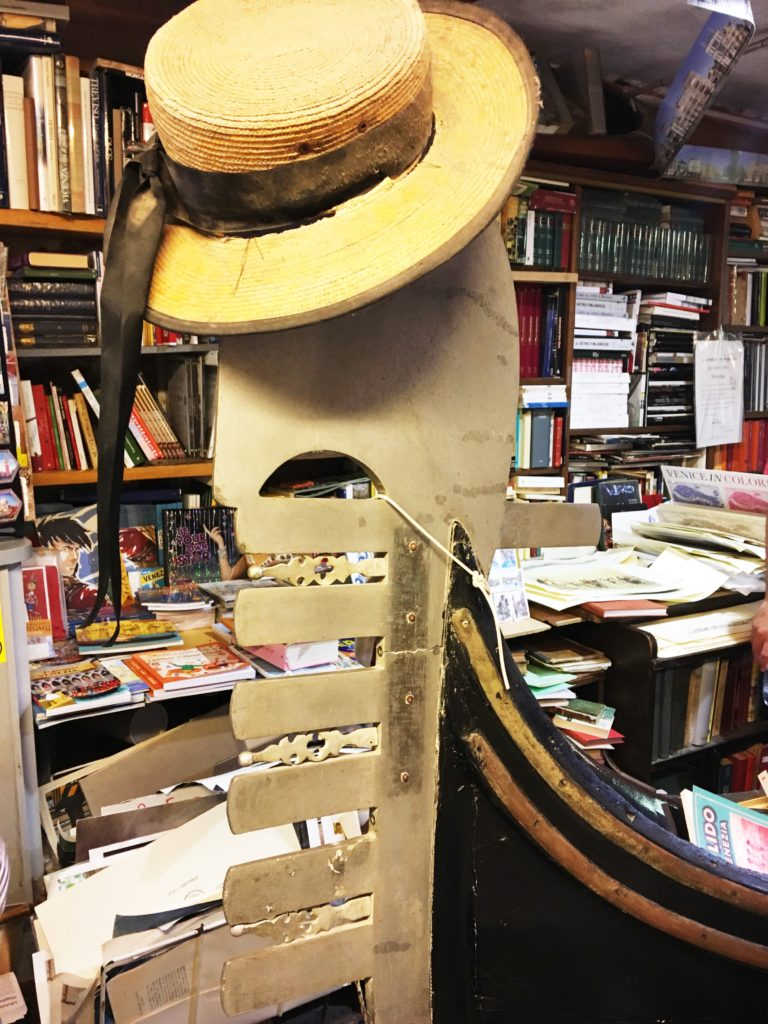 Libreria Acqua Alta a Venezia, Francesca Guatteri