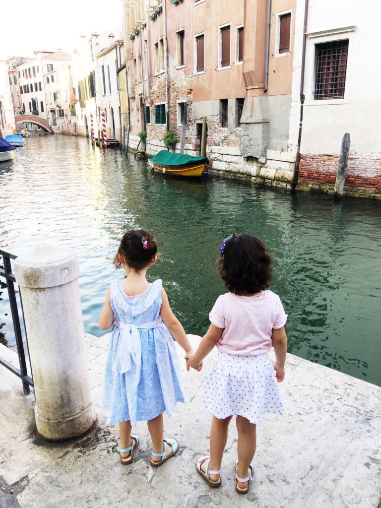Bambini a Venezia, Francesca Guatteri