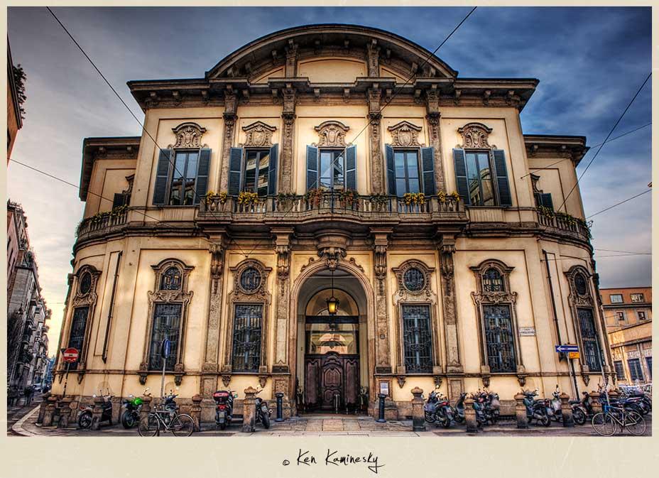 Biblioteca Sormani a Milano