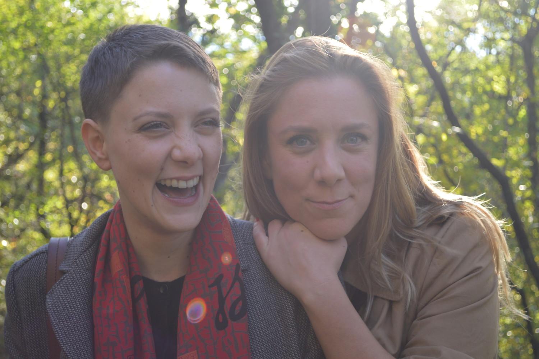 Tessa und Arianna