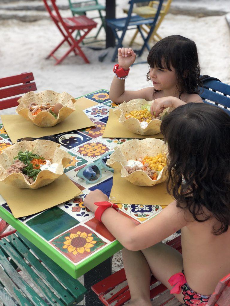 pranzo mexicano Aqualandia Jesolo